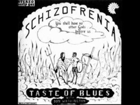 Taste Of Blues - Schizofrenia 1969 (FULL ALBUM) [Progressive, psychedelic, jazz-rock, blues]