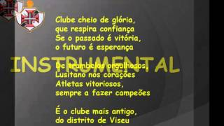 Hino Oficial do Lusitano Futebol Clube - Vildemoinhos