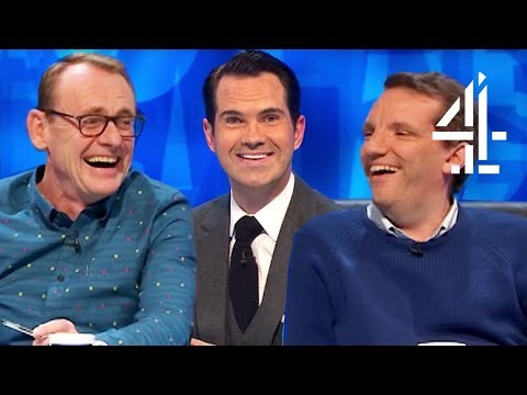Jimmy Carr KILLS IT With His Brexit Joke!! | Best Insults Pt. 6 | 8 Out of 10 Cats Does Countdown