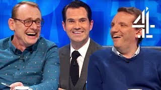 Jimmy Carr KILLS IT With His Brexit Joke!! | Best Insults Pt. 6 | 8 Out of 10 Cats Does Countdown MP3