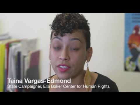 Who We Are: Ella Baker Center for Human Rights