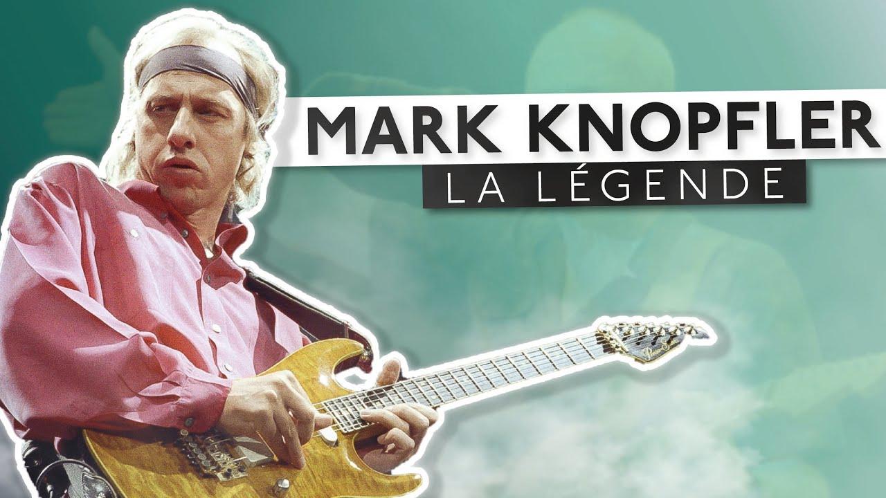 MARK KNOPFLER est-il un BON GUITARISTE ? (Et je m'y connais pas trop sur ce coup)