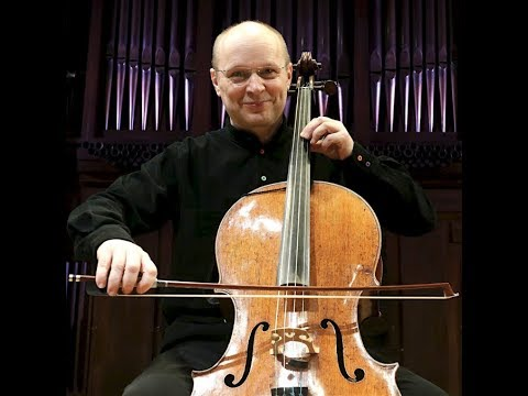 Anssi Karttunen, solo cello