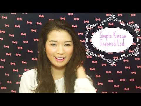 TUTORIAL ♡ Trang Điểm Kiểu Hàn Quốc ♡ Pretty.Much