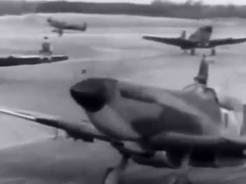 No 416 Squadron RCAF Spitfire XVI 1944-45