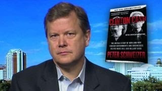 Peter Schweizer on .Clinton Cash's. role in foundation probe