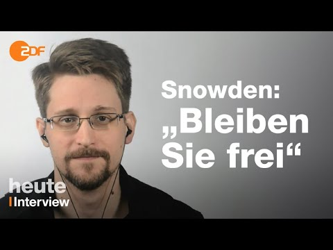 Exklusivinterview: Snowden warnt