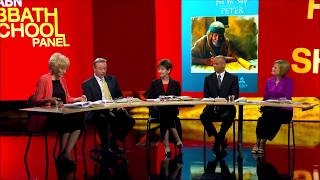 """Sabbath School Panel - """"Feed My Sheep: 1 and 2 Peter"""" - Lesson 10"""