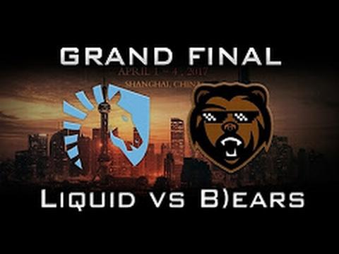 Bears vs Liquid, DAC 2017, game 1, best game, Лучшая игра, Русские комментаторы, epic, эпик