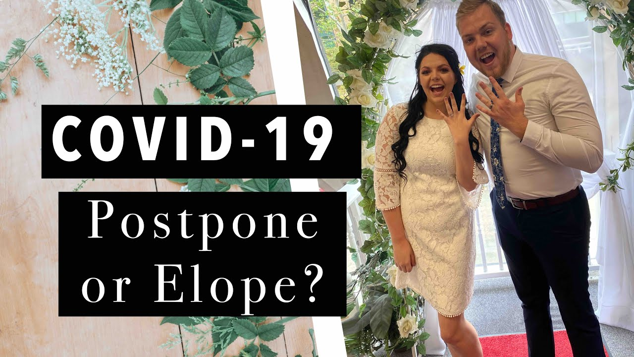 Is Eloping right for YOU? | Advice FROM a Bride | Covid 19 Elopement