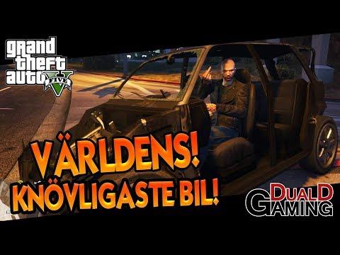 VÄRLDENS KNÖVLIGASTE BIL!   GTA (Online)