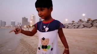 Dubai Mamzar Beach /துபாய் கடற்கரையில் /by minutes kitchen