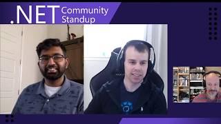 ASP.NET Community Standup - April 7th 2020 - gRPC Update with Sourabh Shirhatti & James NK