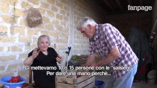 """Il """"rito"""" della salsa fatta in casa nella tradizione siciliana"""