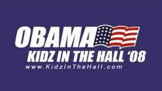 Скачать Quot Work To Do Quot Kidz In The Hall Amp Barack Obama 39 08