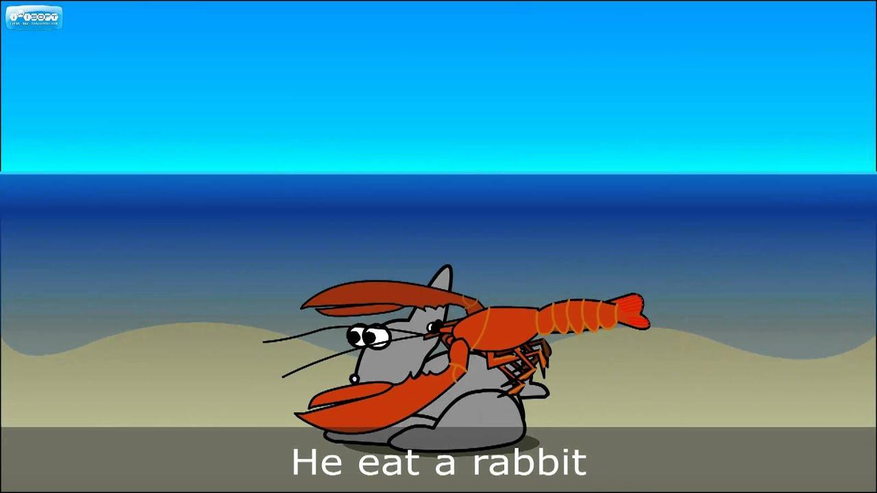 Lobster Magnet