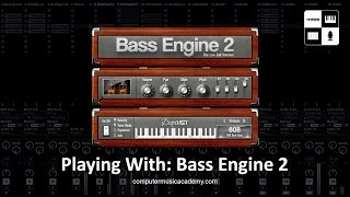 Bass Engine 2 by Dope VST | Reviews | Computer Music Academy