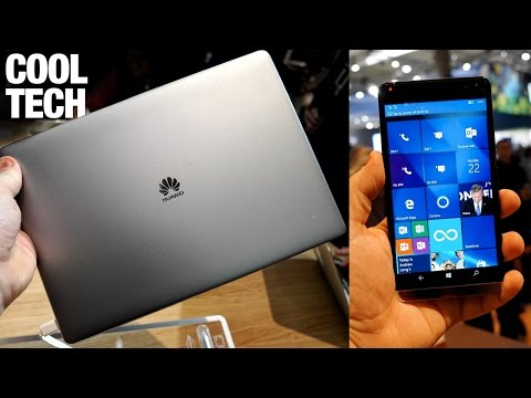 Cool Tech from Mobile World Congress 2016!
