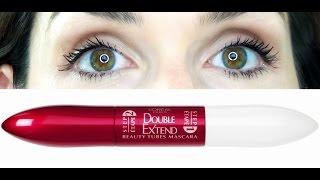e01ff2904ef L'Oréal Paris DOUBLE EXTEND® Beauty Tubes Mascara | Makeup ...