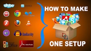 LEARN HOW TO MAKE ONE CLICK INSTALLATION FOR MULTIPLE SOFTWARES WITH AUTO INSTALL BATCH SCRIPT
