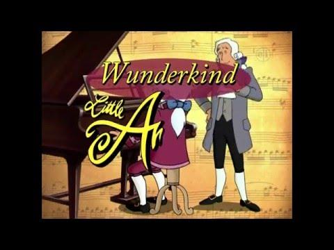 Wunderkind Little Amadeus English  Theme
