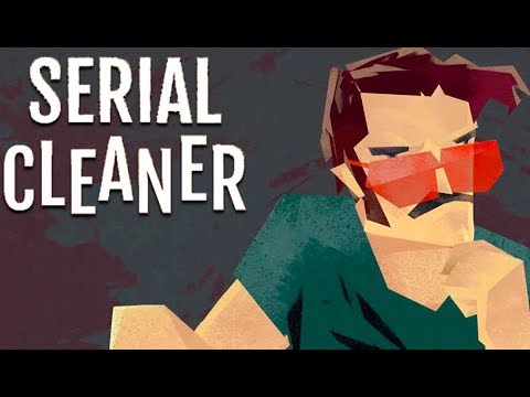 WORKING FOR THE MAFIA! | Serial Cleaner |