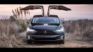 Khám phá xe điện Tesla Model X nhanh nhất thế giới vừa có mặt tại Việt Nam