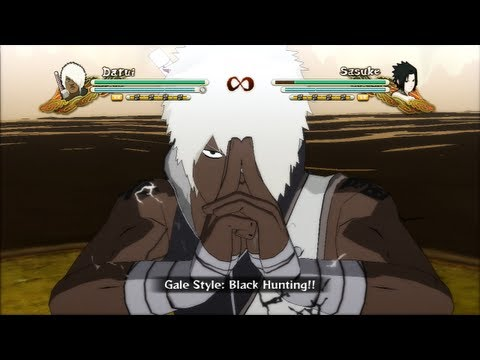 Naruto Ultimate Ninja Storm 3: Combo/Tilt Cancel Tutorial - DARUI