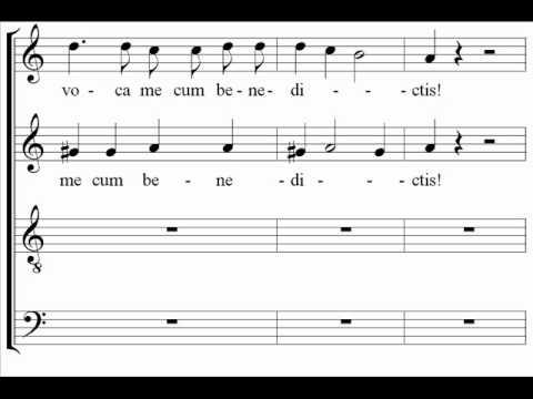 Mozart - Requiem - Confutatis - Herreweghe