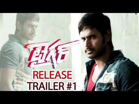 Tiger Movie | Release Trailer #1 | Sundeep Kishan | Rahul Ravindran | Seerat Kapoor