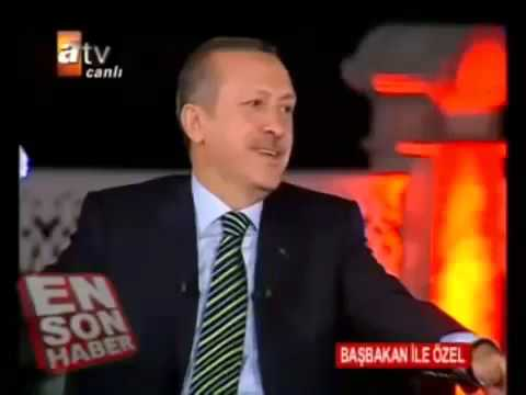 Başbakan Erdoğan'ın Neşet ERTAŞ ile Sigara Muhabbeti.