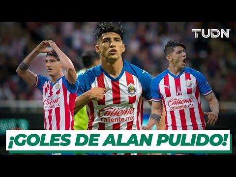 ¡Increíbles goles! | Diez goles de Alan Pulido con las Chivas | TUDN