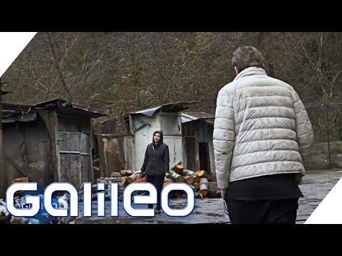 Die letzen Bewohner der Urwald-Geisterstadt Akarmara | Galileo | ProSieben