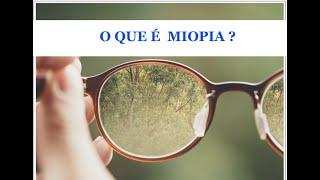 Ce e bine de stiut despre miopie Miopie severa
