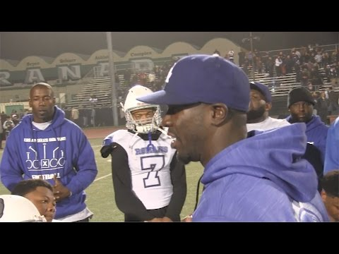 Los Angeles High Coach Eric Scott teaches life lesson
