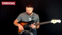 Squier Jaguar Bass and Fender Rumble 15 Pack Review