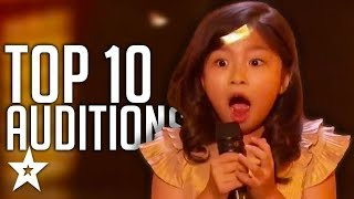 Download lagu BEST Kid Auditions And Performances EVER On Got Talent Around The World Got Talent Global