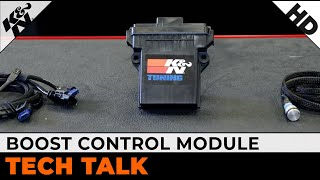K&N Boost Control Module Concept Overview