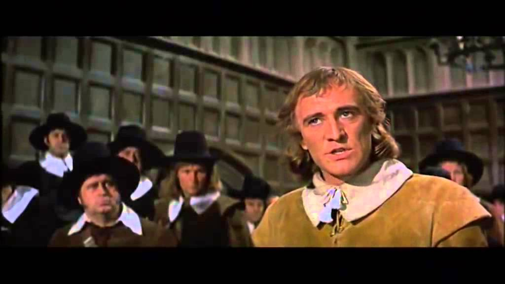 oliver cromwell movie