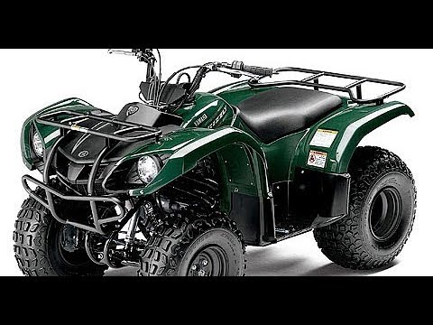 2004 Yamaha Grizzly 125/Breeze 125 Timing