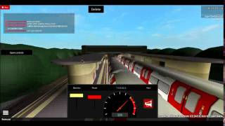 Roblox: London Underground Northern Line Section (Express Route: High Barnet to Camden Town) Part 1