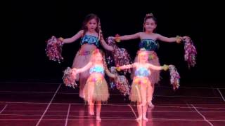 ABDA 2015 YIL SONU KIDS DANCE - EMRE RÜZGAR