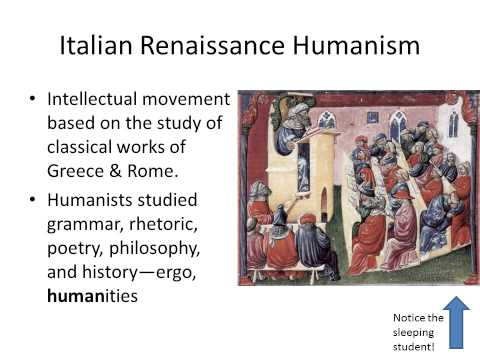 Renaissance and Reformation Video Lecture