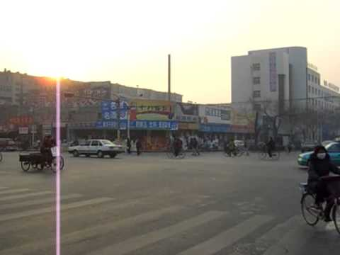 Baoding China November 2006 Youtube