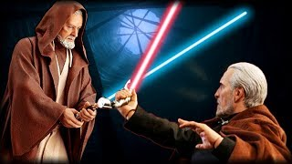 COUNT DOOKU & BEN KENOBI! - Star Wars Revenge of the Sith Gameplay Funny Moments