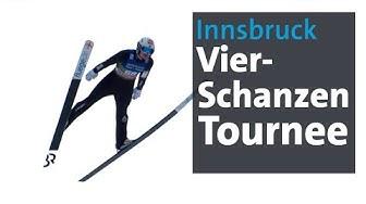 Wintersport: 4-Schanzen-Tournee in Innsbruck