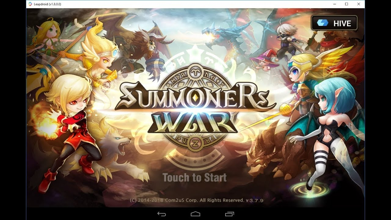 how to play summoners war on pc 2018