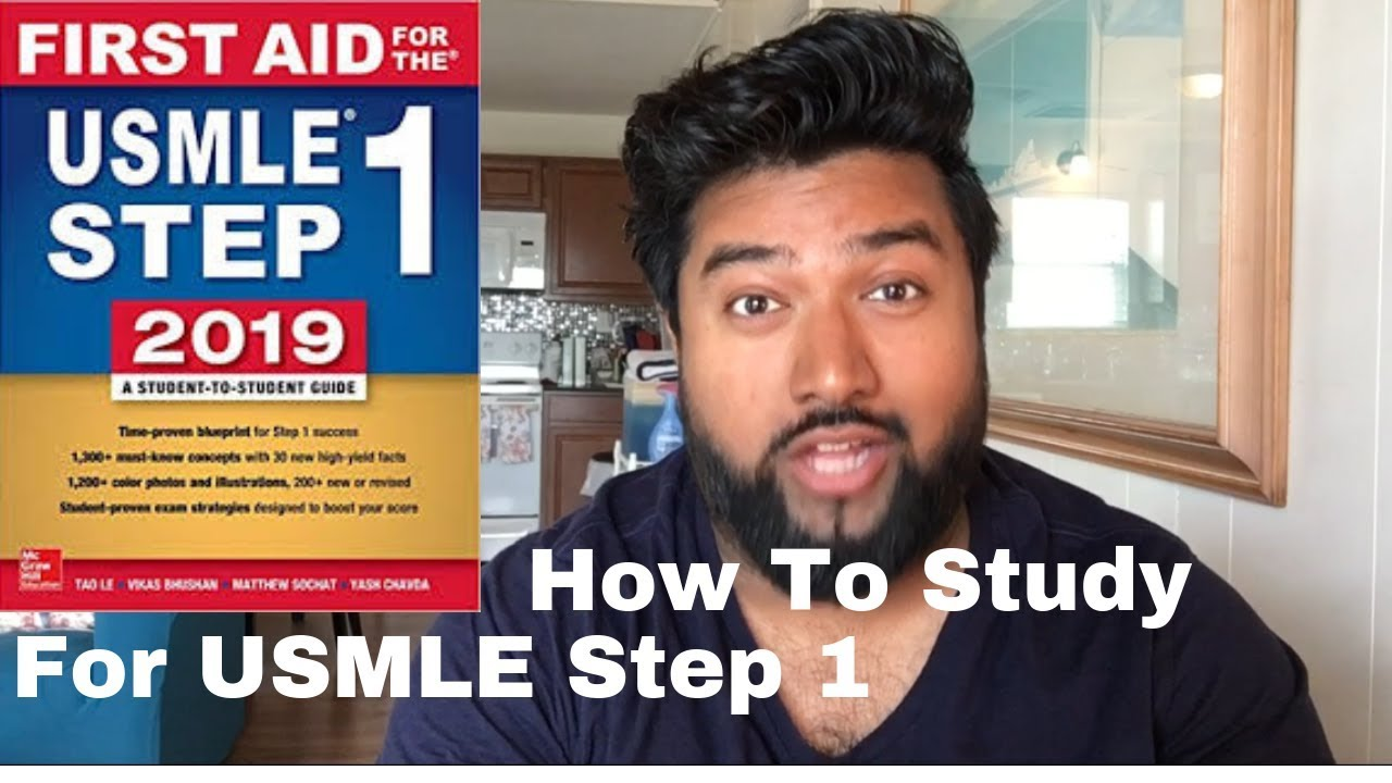 IMG - How to Study for USMLE Step 1!!!