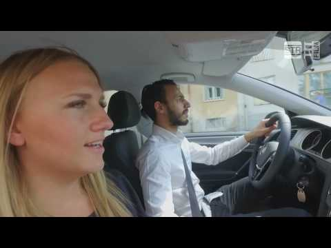 The road to a Swedish driving licence - ENG