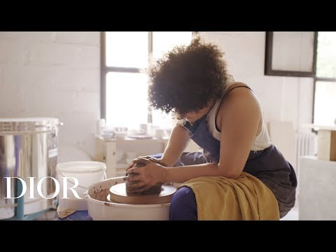 The Savoir-Faire Of Anne Agbadou-Masson For Dior Maison Marrakech Collection